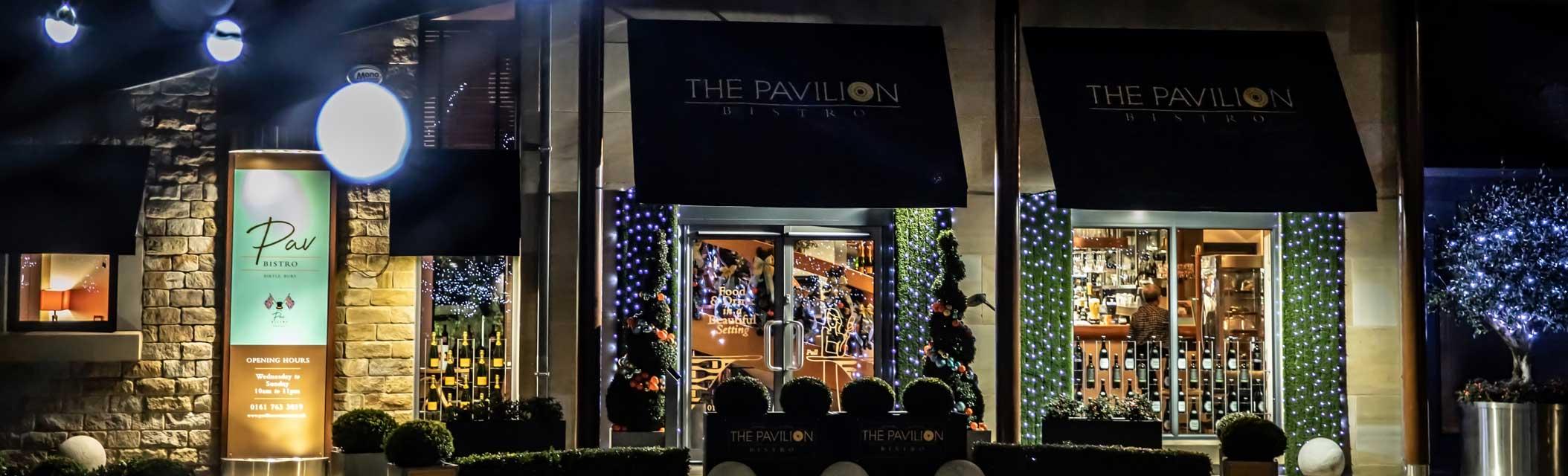 The Pavilion Bistro, Birtle, Bury